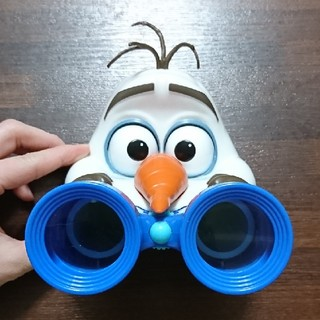 ディズニー(Disney)の【お値下げ】オラフの双眼鏡  (その他)
