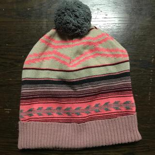 ローズバッド(ROSE BUD)のニット帽 (ニット帽/ビーニー)