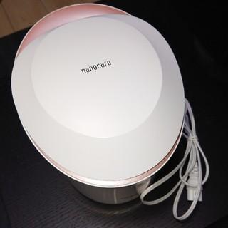 パナソニック(Panasonic)のナノケア スチーマー(フェイスケア/美顔器)