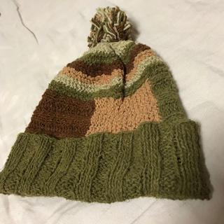ゴーヘンプ(GO HEMP)のニット帽 (hemp)(ニット帽/ビーニー)