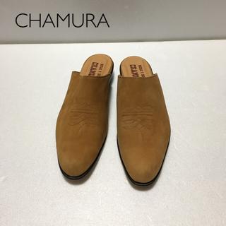 【CHAMURA】チャムラ  Sueco(新品)(スリッポン/モカシン)