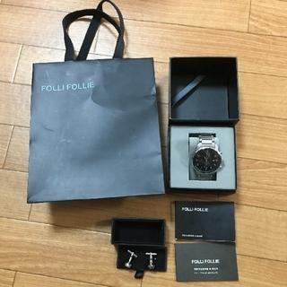 フォリフォリ(Folli Follie)のフォリフォリ 腕時計(腕時計(アナログ))