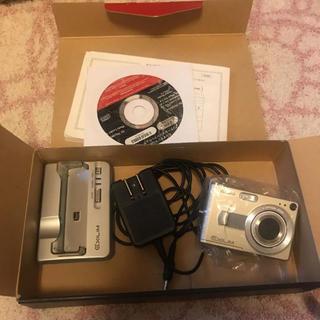 カシオ(CASIO)のCASIOデジタルカメラ EX 40♡値下げ(コンパクトデジタルカメラ)