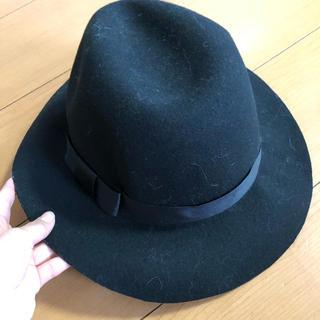 フロムファーストミュゼ(FROMFIRST Musee)の未使用☆中折れハット☆(ハット)