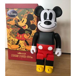 メディコムトイ(MEDICOM TOY)の【タカオ様】ベアブリック ミッキーマウス 400%(その他)
