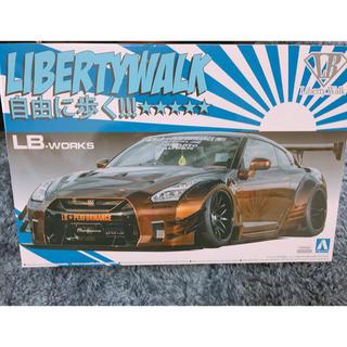ニッサン(日産)のLB★ワークス R35 GT-R type2 Ver.1(プラモデル)