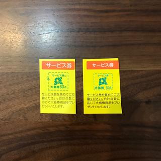 オオシマツバキ(大島椿)の大島椿 サービス券(その他)