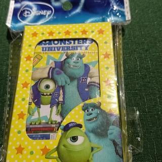 ディズニー(Disney)の新品!モンスターズユニバーシティ トランプ  ディズニー   (トランプ/UNO)