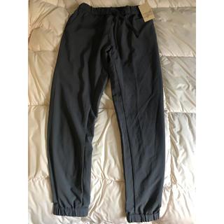 ムジルシリョウヒン(MUJI (無印良品))の未使用 無印良品 イージー テーパード パンツ 無印 速乾 UV ストレッチ(カジュアルパンツ)