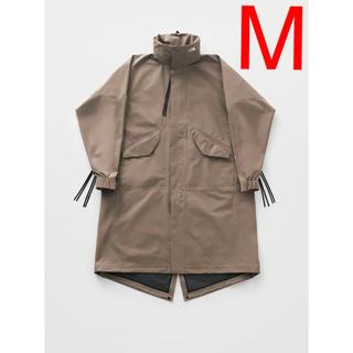 ハイク(HYKE)のGTX Military Coat (ステンカラーコート)