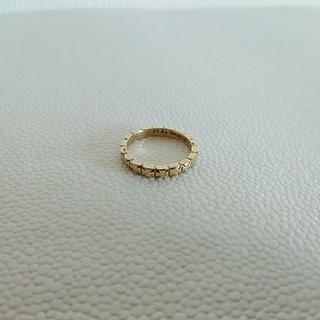 ディールデザイン(DEAL DESIGN)のDEAL DESIGN ディールデザイン ゴールドリング ピンキーリング(リング(指輪))