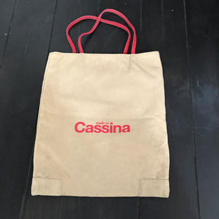 カッシーナ(Cassina)の【交渉OK】カッシーナ エコバッグ(エコバッグ)