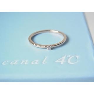 カナルヨンドシー(canal4℃)のキティ様専用です。(リング(指輪))