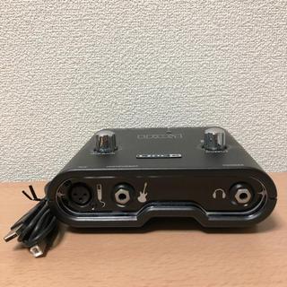 line6  UX1 オーディオインターフェイス(オーディオインターフェイス)