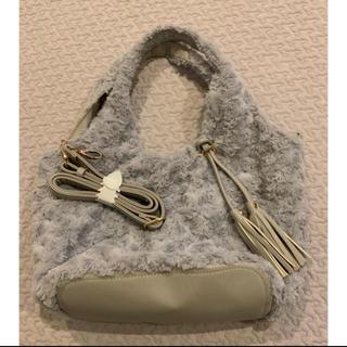 シマムラ(しまむら)のお値下げ  ハンドバッグ  肩掛け紐付き 美品  ショルダーバッグ(ハンドバッグ)