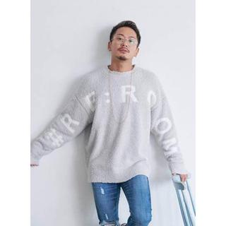 ロンハーマン(Ron Herman)のリルーム   reroom ビッグロゴ ニット セーター(ニット/セーター)