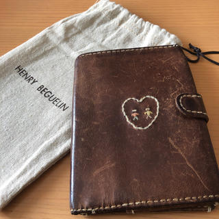 エンリーべグリン(HENRY BEGUELIN)の最終値下げ   HENRY BEGUELIN 二つ折財布(財布)