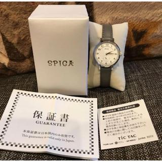 マークバイマークジェイコブス(MARC BY MARC JACOBS)の今だけ限定価格!新品未使用 TiCTAC オリジナル SPICA 腕時計(腕時計)