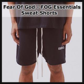 フィアオブゴッド(FEAR OF GOD)の【S】FOG Essentials Sweat Shorts(ショートパンツ)