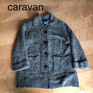 キャラバン(Caravan)の★ caravan キャラバン レディース コート ジャケット 9R M(その他)