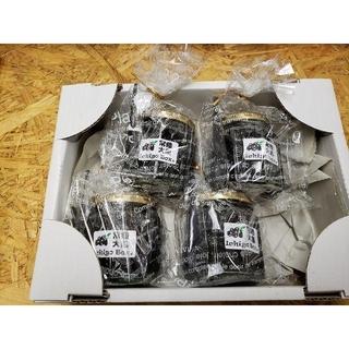 常陸大黒 煮豆 180g 4個セット ☆希少な花豆☆ ひたちおおぐろ (菓子/デザート)