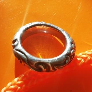 アージェントグリーム(Argent Gleam)のアージェントグリーム ピンキーリング(リング(指輪))