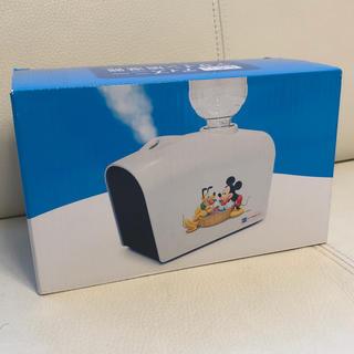 ディズニー(Disney)の新品未使用 ディズニー 加湿器(加湿器/除湿機)