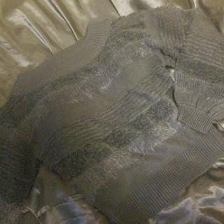 リゼクシー(RESEXXY)のリゼクシー 黒ニット 新品未使用(ニット/セーター)