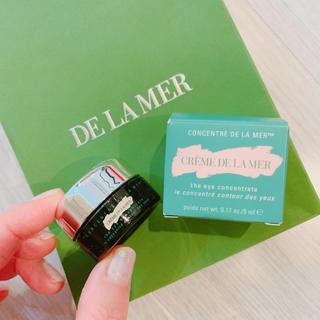 ドゥラメール(DE LA MER)のドゥラメール アイコンセントトレート 目元用クリーム 新品未使用(アイケア / アイクリーム)