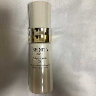 インフィニティ(Infinity)のインフィニティ パーフェクティブホワイトXX(美容液)
