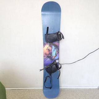 C229 future フューチャー スノーボード ビンディング セット 150(ボード)