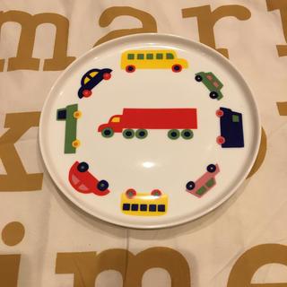 マリメッコ(marimekko)のマリメッコ  marimekko boo boo プレート お皿 食器 車キッズ(食器)