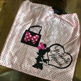 Disney - ミニーマウス 授乳ケープ