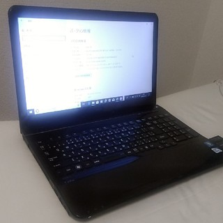 エヌイーシー(NEC)のノートパソコン NEC Windows10(ノートPC)