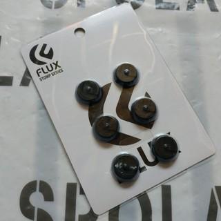 フラックス(FLUX)のFLUX フラックス 【RECYCLE PAD】 BLACK 黒 デッキパッド(アクセサリー)