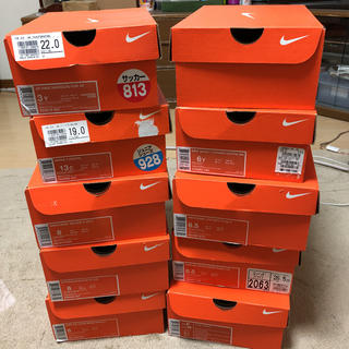ナイキ(NIKE)のナイキ靴の空箱 (ショップ袋)
