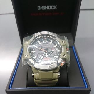 ジーショック(G-SHOCK)のg-shock GPW-1000KH-3AJF GPS 電波 新品(腕時計(アナログ))