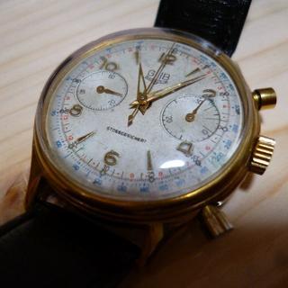 グラスヒュッテオリジナル(Glashutte Original)のGUB cal.64 フライバッククロノ(腕時計(アナログ))