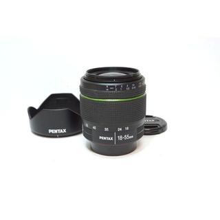 ペンタックス(PENTAX)のPENTAX DA 18-55mm F3.5-5.6 AL WR(レンズ(ズーム))