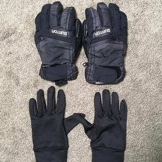 バートン(BURTON)のバートン 手袋(アクセサリー)