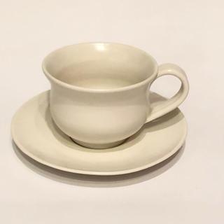 ジェンガラ(Jenggala)のジェンガラ カップ&ソーサー ホワイト(グラス/カップ)