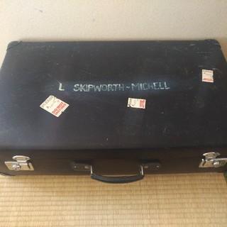 グローブトロッター スーツケース 程度良 globe trotter