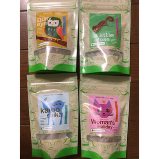 【生活の木】ラフィネ ハーブティー 4種(茶)