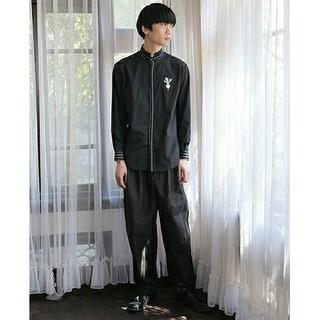 オータ(ohta)の17ss ohta black shirts(シャツ)