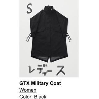 ザノースフェイス(THE NORTH FACE)の新品  NORTH FACE × HYKE GTX Military Coat(ミリタリージャケット)