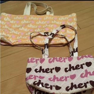 シェル(Cher)のcher エコバッグ set(エコバッグ)