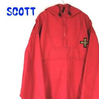 スコット(SCOTT)のSCOTT アノラック バイクウェア モトクロス オフロード バイカー(ナイロンジャケット)