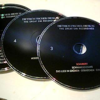 クラシックCD Dietrich Fischer-Dieskau9枚セット(クラシック)
