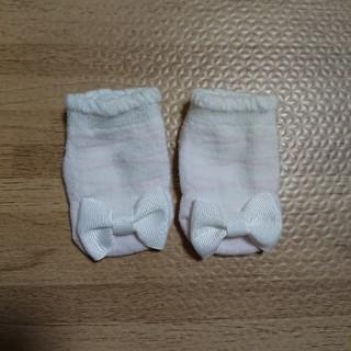 キッズズー(kid's zoo)の新生児 靴下 キッズ ズー(靴下/タイツ)