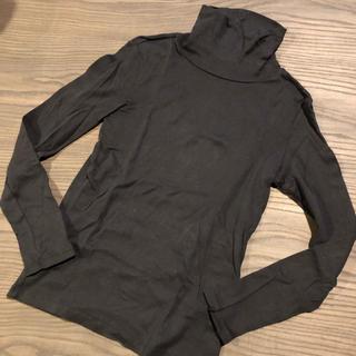 ジーユー(GU)のGU タートルネック(Tシャツ(長袖/七分))